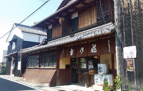 古代ロマンの聖地、淡海高島-日本酒のルーツを求めて01